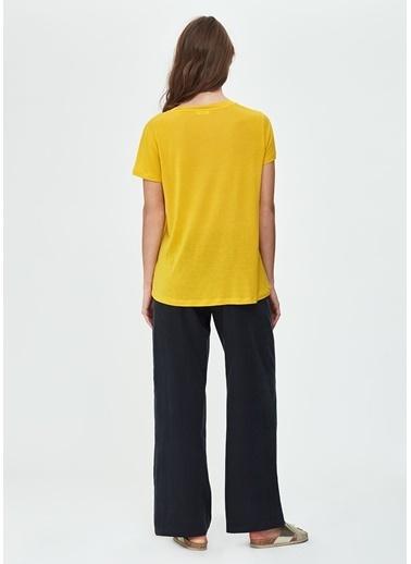 Dagi Tişört Sarı